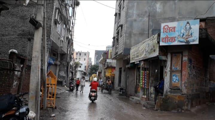 शिव मंदिर में दर्शन करने गए युवक की गोली मारकर हत्या, मौके पर पहुंची पुलिस